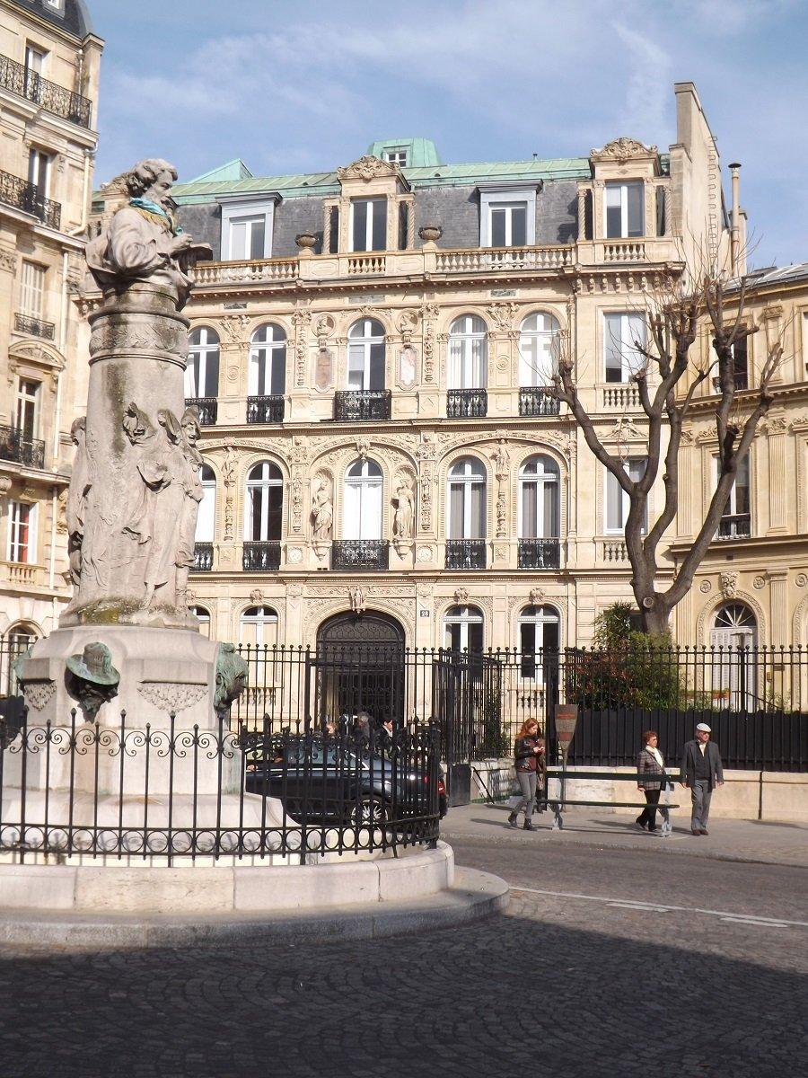 place st georges hotel païva