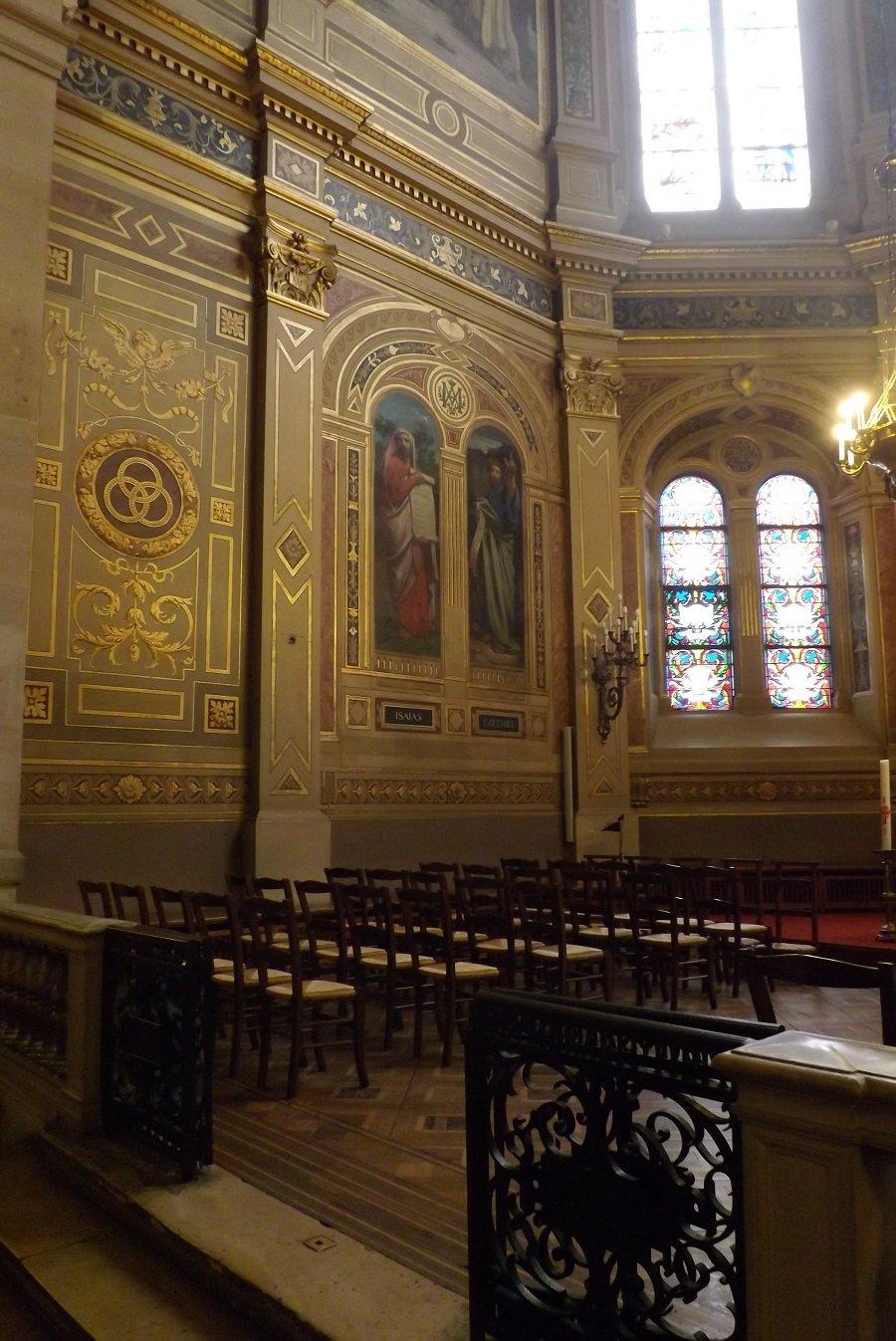 chapelle axiale trinité paris 2