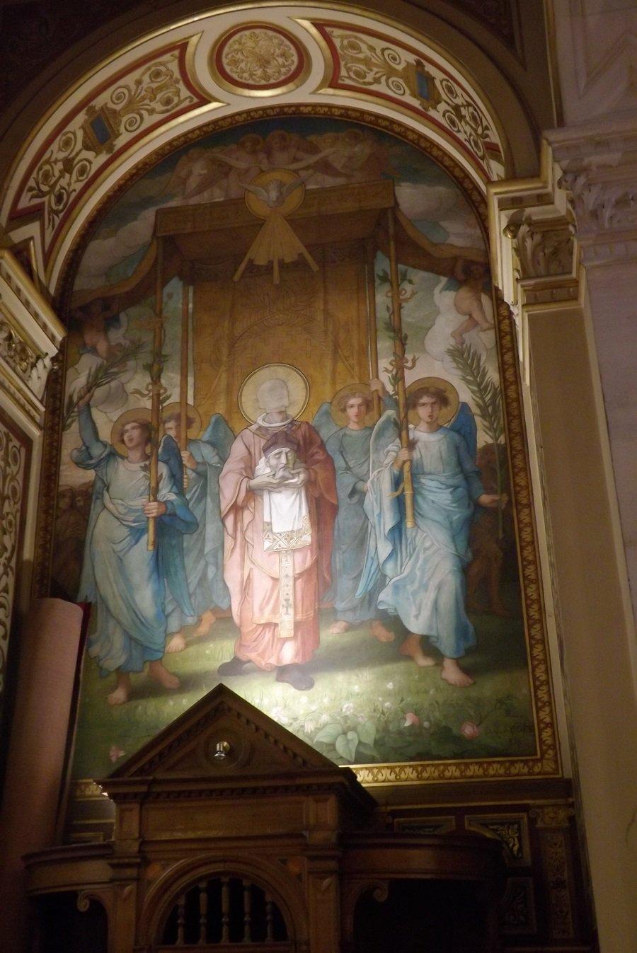 chapelle st denis ste trinité