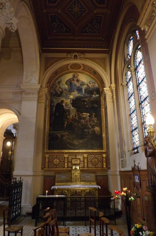 chapelle ste trinité