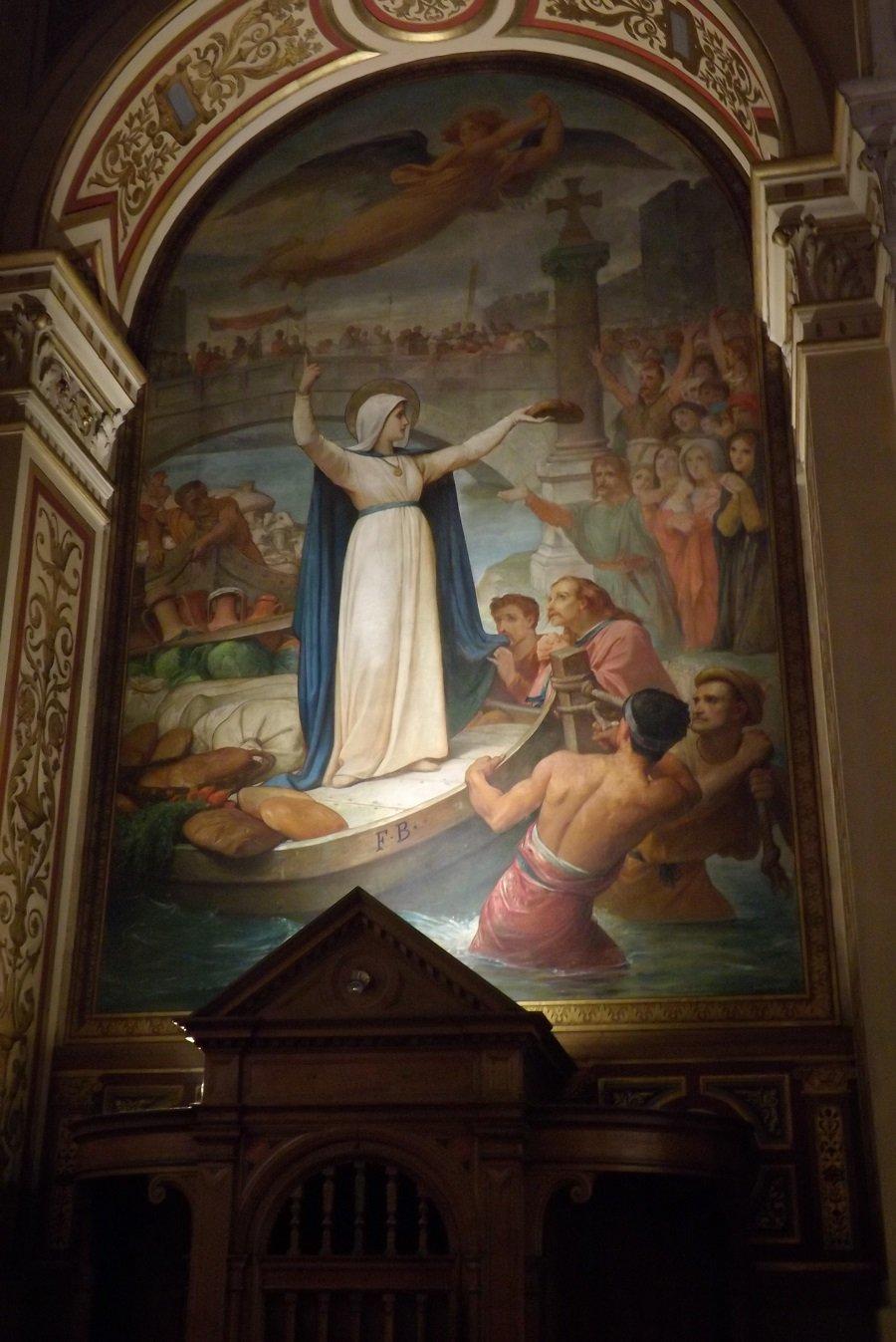 chapelle trinité paris 1
