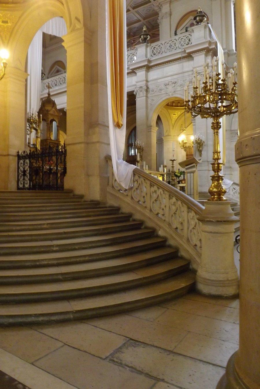 église trinité paris