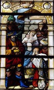 vitraux chapelle axiale trinité paris 2