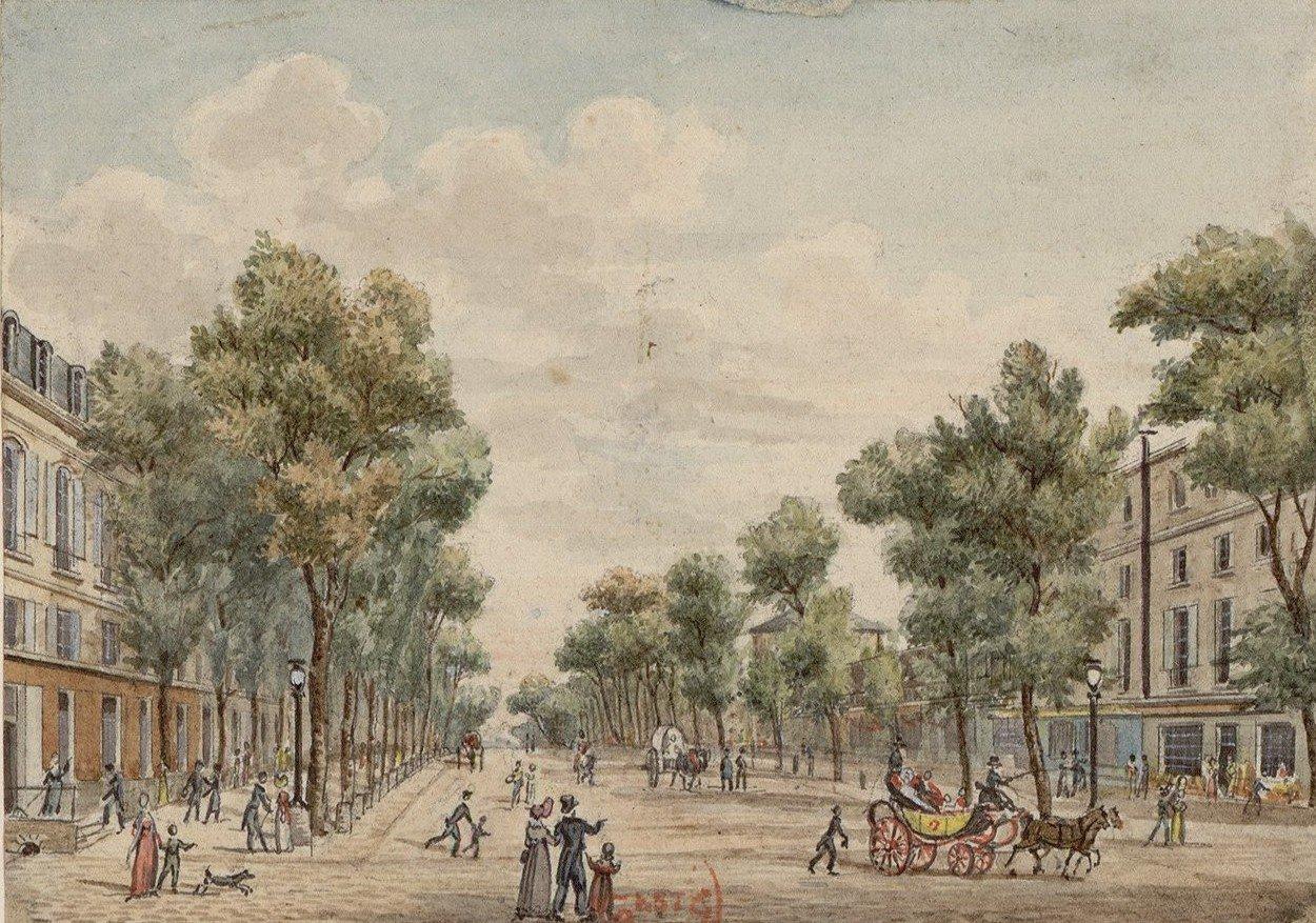 civeton boulevard montmartre